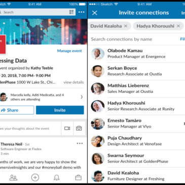 LinkedIn Events: The Launch Has Arrived